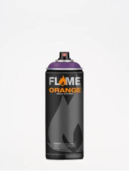 Molotow Spray Cans Flame Orange 400ml Spray Can 398 Tief Violett purple
