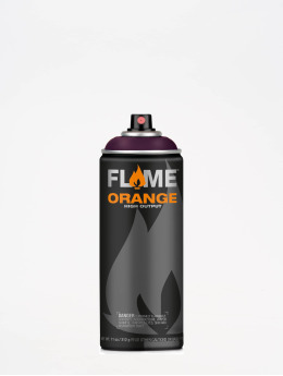 Molotow Spray Cans Flame Orange 400ml Spray Can 318 Verkehrsviolett Dunkel purple