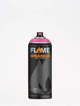 Molotow Spray Cans Flame Orange 400ml Spray Can 400 Erikaviolett purple
