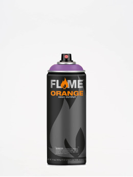 Molotow Spray Cans Flame Orange 400ml Spray Can 408 Weintraube purple