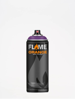 Molotow Spray Cans Flame Orange 400ml Spray Can 410 Brombeere purple