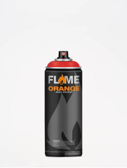 Molotow Spray Cans Flame Orange 400ml Spray Can 304 Signalrot red