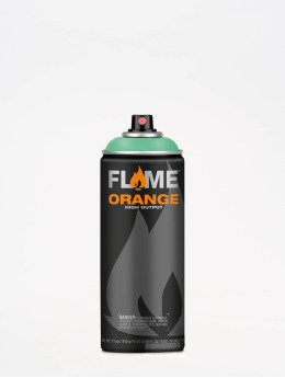 Molotow Spray Cans Flame Orange 400ml Spray Can 666 Menthol turquoise