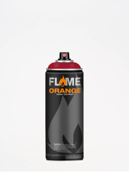 Molotow Sprayburkar Flame Orange 400ml Spray Can 313 Kirsch Dunkel röd