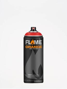 Molotow Spraydosen Flame Orange 400ml Spray Can 304 Signalrot èervená