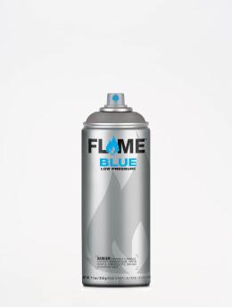 Molotow Spraydosen Flame Blue 400ml Spray Can 840 Dunkelgrau Neutral šedá