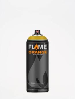 Molotow Spraydosen Flame Orange 400ml Spray Can 625 Senf žltá