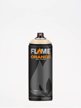 Molotow Spraydosen Flame Orange 400ml Spray Can 208 Hautton bezowy