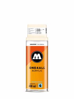 Molotow Spraydosen One4All Acrylic Spray 400ml Spray Can 229 Naturweiß bialy