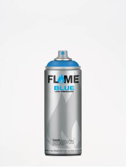 Molotow Spraydosen Flame Blue 400ml Spray Can 518 Cremeblau blau