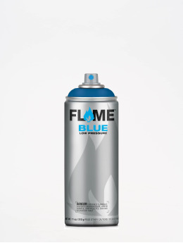 Molotow Spraydosen Flame Blue 400ml Spray Can 520 Cremeblau Dunkel blau