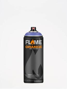 Molotow Spraydosen Flame Orange 400ml Spray Can 424 Kosmosblau Hell blau