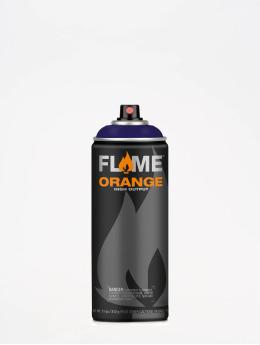 Molotow Spraydosen Flame Orange 400ml Spray Can 428 Kosmosblau Dunkel blau