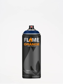 Molotow Spraydosen Flame Orange 400ml Spray Can 522 Saphirblau blau