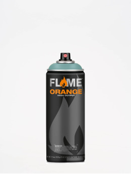 Molotow Spraydosen Flame Orange 400ml Spray Can 532 Grünspan Mittel blau
