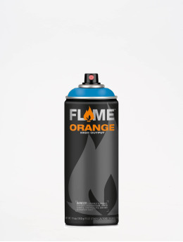 Molotow Spraydosen Flame Orange 400ml Spray Can 511 Crazy Blue blau