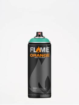 Molotow Spraydosen Flame Orange 400ml Spray Can 601 Crazy Riviera blau
