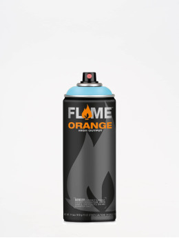 Molotow Spraydosen Flame Orange 400ml Spray Can 614 Aqua Pastell blau