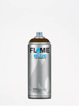 Molotow Spraydosen Flame Blue 400ml Spray Can 708 Nuss braun