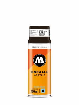 Molotow Spraydosen One4All Acrylic Spray 400ml Spray Can 092 Haselnussbraun brazowy