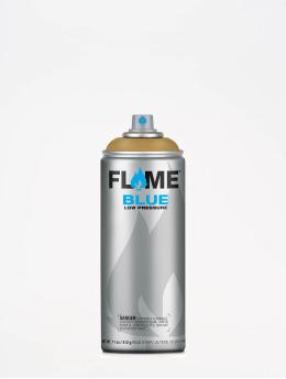Molotow Spraydosen Flame Blue 400ml Spray Can 704 Beigebraun brazowy