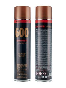 Molotow Spraydosen BURNER 600 Ml Copper bunt
