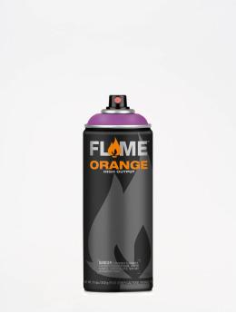 Molotow Spraydosen Flame Orange 400ml Spray Can 396 Violett fioletowy