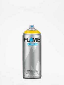 Molotow Spraydosen Flame Blue 400ml Spray Can 106 Signalgelb gelb