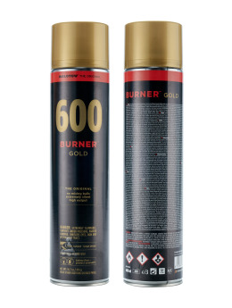 Molotow Spraydosen BURNER 600ml 1313 Golden goldfarben