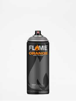Molotow Spraydosen Flame Orange 400ml Spray Can 840 Dunkelgrau Neutral grau