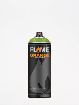 Molotow Spraydosen Flame Orange 400ml Spray Can 628 Grasgrün grün