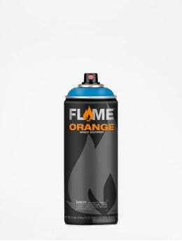 Molotow Spraydosen Flame Orange 400ml Spray Can 511 Crazy Blue modrá