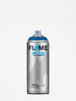 Molotow Spraydosen Flame Blue 400ml Spray Can 520 Cremeblau Dunkel niebieski