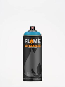 Molotow Spraydosen Flame Orange 400ml Spray Can 616 Aqua Hell niebieski