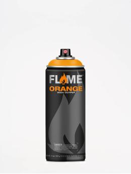 Molotow Spraydosen Flame Orange 400ml Spray Can 113 Curry oranžová
