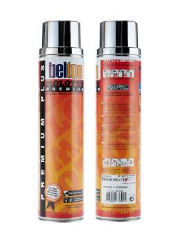 Molotow Spraydosen PREMIUM 600ml 612 chrome silberfarben