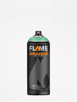 Molotow Spraydosen Flame Orange 400ml Spray Can 666 Menthol turkusowy