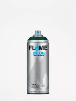 Molotow Spraydosen Flame Blue 400ml Spray Can 668 Menthol Dunkel zelená