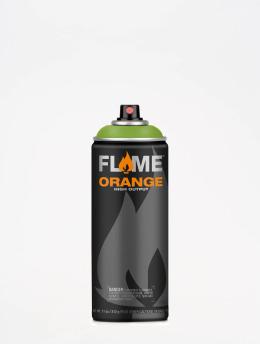 Molotow Spraydosen Flame Orange 400ml Spray Can 628 Grasgrün zelená