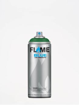 Molotow Spraydosen Flame Blue 400ml Spray Can 634 Moosgrün zielony