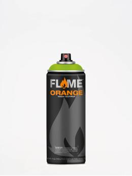 Molotow Spraydosen Flame Orange 400ml Spray Can 627 Crazy Grass zielony