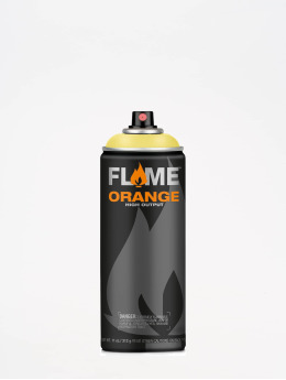 Molotow Spraydosen Flame Orange 400ml Spray Can 100 Vanille zólty