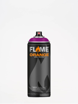 Molotow Spraymaalit Flame Orange 400ml Spray Can 404 Verkehrsviolett purpuranpunainen