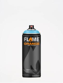 Molotow Spraymaalit Flame Orange 400ml Spray Can 502 Lighting Blau sininen