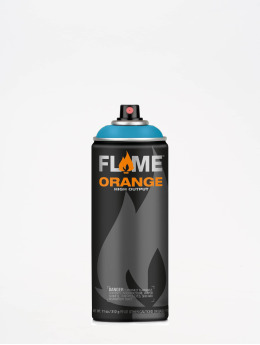 Molotow Spraymaalit Flame Orange 400ml Spray Can 616 Aqua Hell sininen