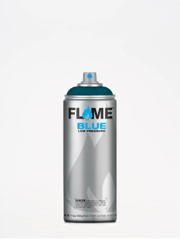 Molotow Spraymaling Flame Blue 400ml Spray Can 618 Aqua blå