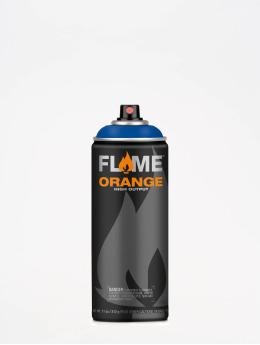 Molotow Spraymaling Flame Orange 400ml Spray Can 512 Signalblau blå