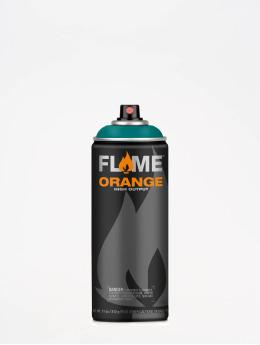 Molotow Spraymaling Flame Orange 400ml Spray Can 606 Ozeanblau blå