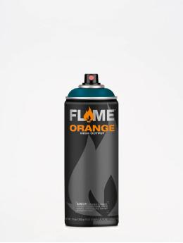 Molotow Spraymaling Flame Orange 400ml Spray Can 618 Aqua blå