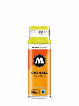 Molotow Spraymaling One4All Acrylic Spray 400ml Spray Can 236 Giftgrün grøn